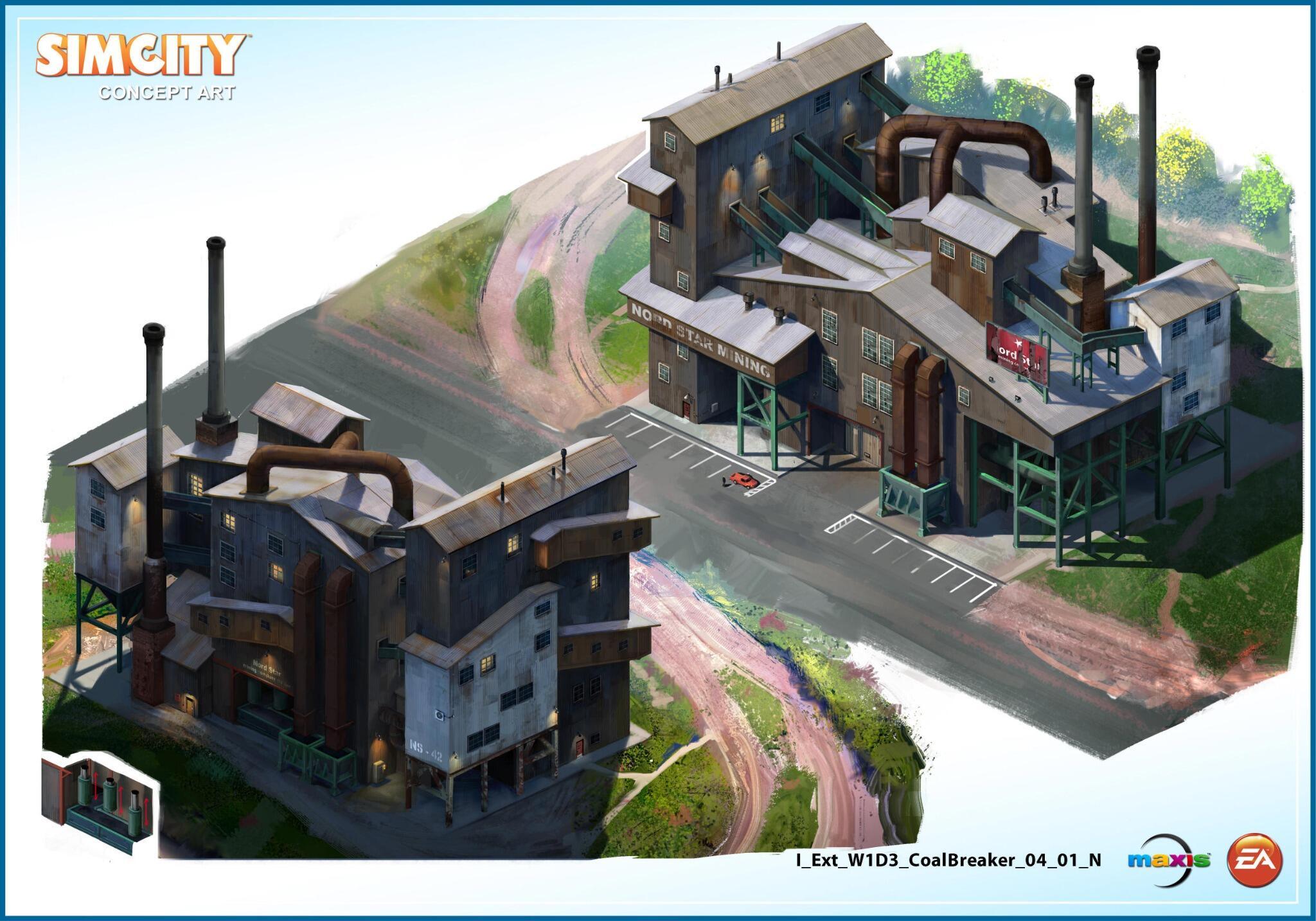 [Imagen]Arte conceptual Simcity (II) Ba6WpyaCcAAZheg