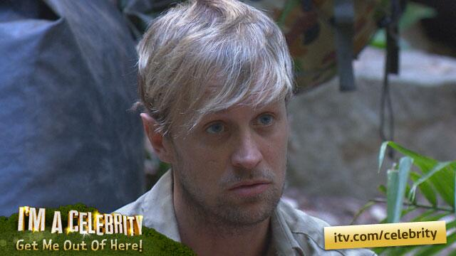 """We had better clothes than Boyzone."" Serious face @KianEganWL #imacelebrity http://t.co/VwlnguFANj"