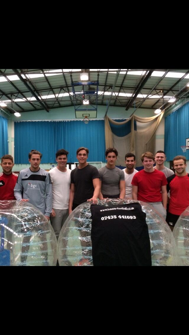 RT @Bubblefootball1: Awesome day today!! Many thanks @lewis_bloor @Jim_Bloor @OliBloor @Bcmurphy_pt7 http://t.co/RCsCN9Vc9i