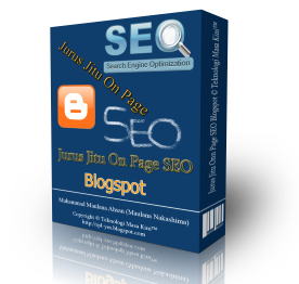 Jurus Jitu On Page SEO Blogspot