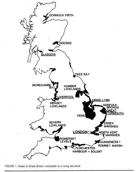 Map Of Uk 2100.Guy Shrubsole On Twitter This Map Of The Uk In 2100 Has Been Doing