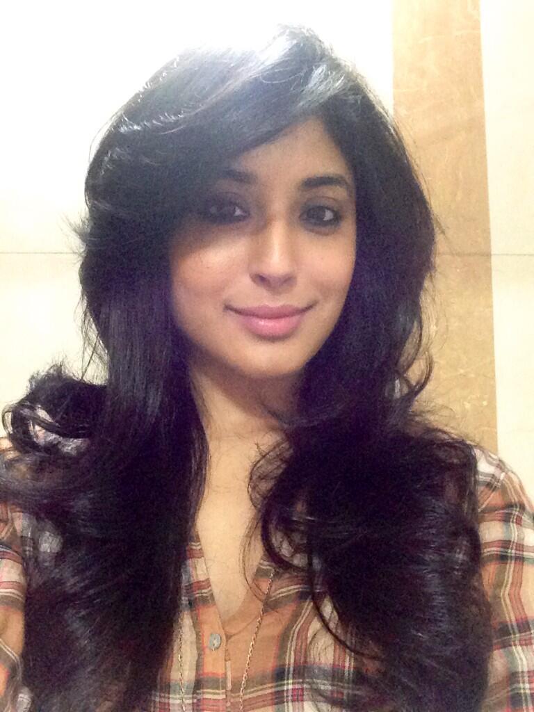 "kritika kamra on twitter: ""new haircut selfie ;p http://t.co"