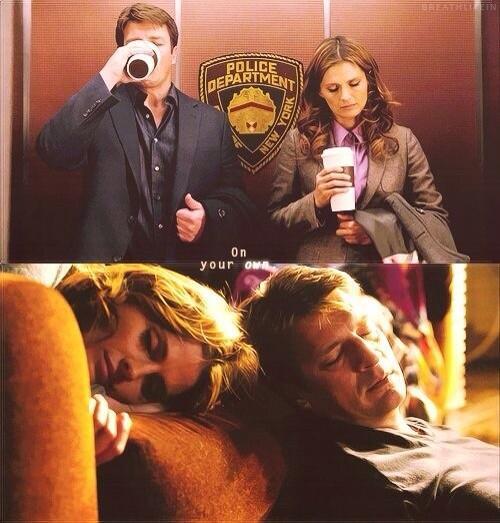 Castle & Beckett (@ImagineCaskett)   Twitter