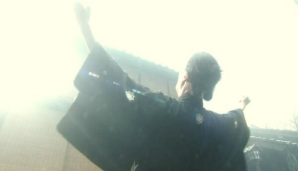 最終回から三年目の11月28日。 #龍馬伝 の日。 #ryomaden http://t.co/5pNiix9Z86