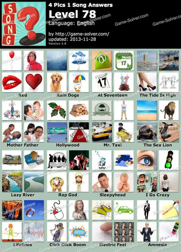 4 pics 1 song cheats and answers level 24