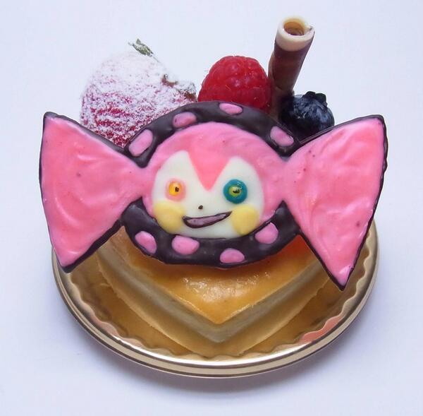 「劇場版 魔法少女まどか☆マギカ[新編]叛逆の物語」映画公開を記念して、ナンジャタウン限定スペシャルデザート「ベベのチーズケーキ」が11/30から期間限定で登場! 詳しくはこちら http://www.namco.co.jp/tp/namja/campaign/madoka-magica/…