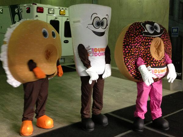 Detroit Lions On Twitter Who Will Win The Dunkin Donuts