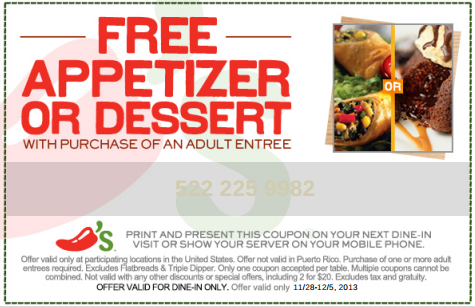 photograph about Chilis Printable Coupon named Chilis Coupon codes (@CouponsChilis) Twitter