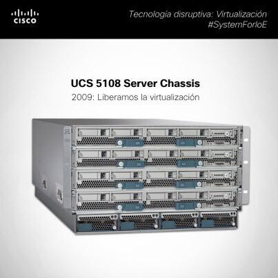 RT @cisco_la: Potenciamos la virtualización apenas nacía. Ahora junto a la #InternetDeTodo, también el #SystemForIoE. http://t.co/GmlgsijyOm