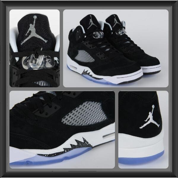 Air Jordan 5 Oreo Réductions Footlocker