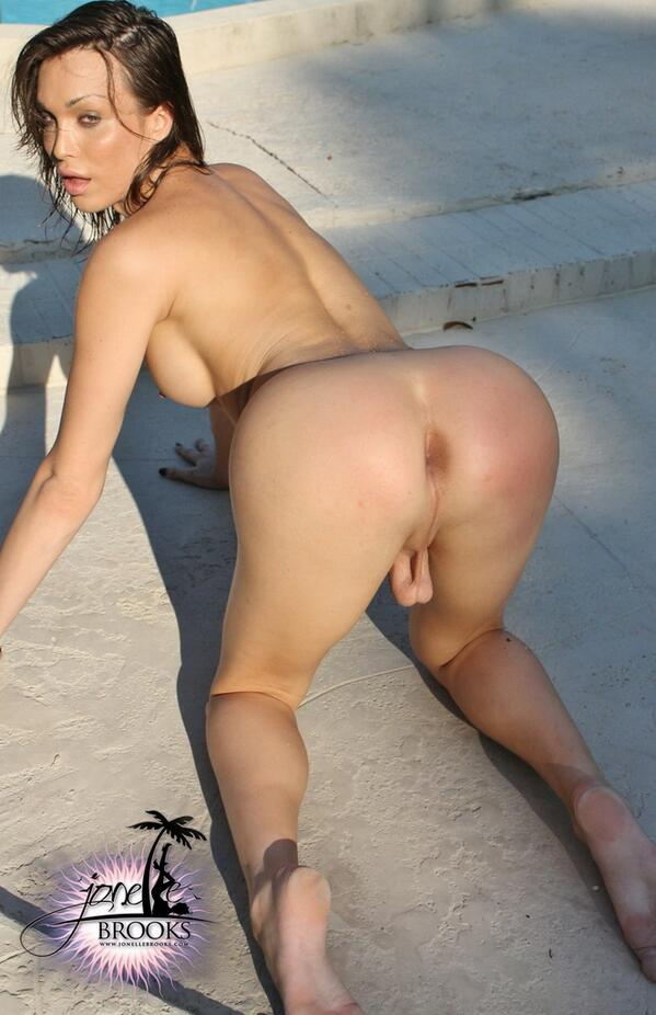 Very good amber brooks nude