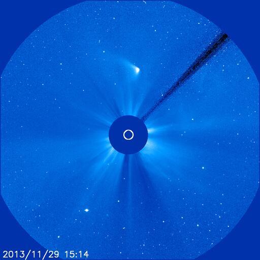 Passage de la comète Ison - Page 2 BaQJBwsCcAAJI0S