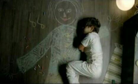 الأم الفقيرة وإبنها هاني بقلمي