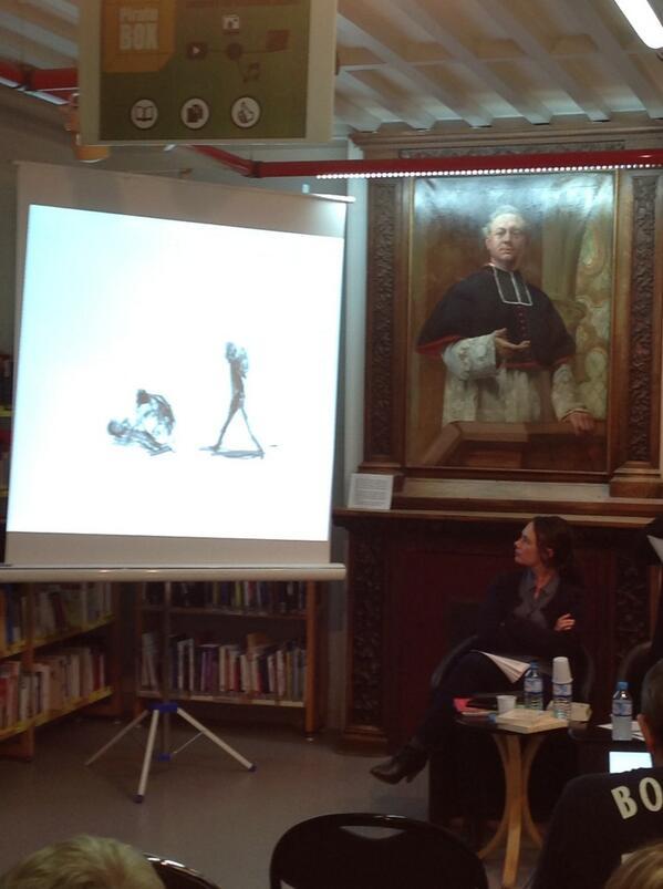 Lecture dessinée de Faber ! Merwan aux manettes #aulnay #msa http://t.co/f78af1Y2y1