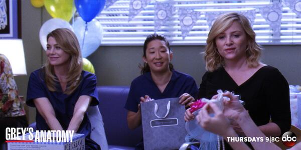 Greys Anatomy On Twitter April Makes A Shocking Announcement At
