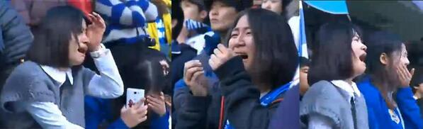 [Photo] Not a good day to be an @UlsanFC supporter! #kleague #uhfc http://t.co/CTsEGVgvk6