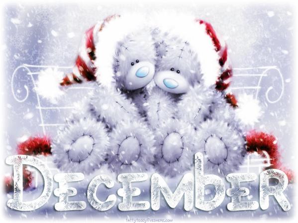 Me To You Bears On Twitter Goodbye November Hello December