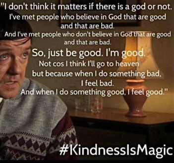 RT @DerekTVShow: #Derek on religion. Have a great day! http://t.co/d73gQUp7jn