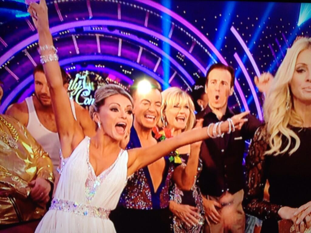 RT @mattramsden13: Best reaction of the series ever @The_OlaJordan  😜 http://t.co/NY8CGvsWoq