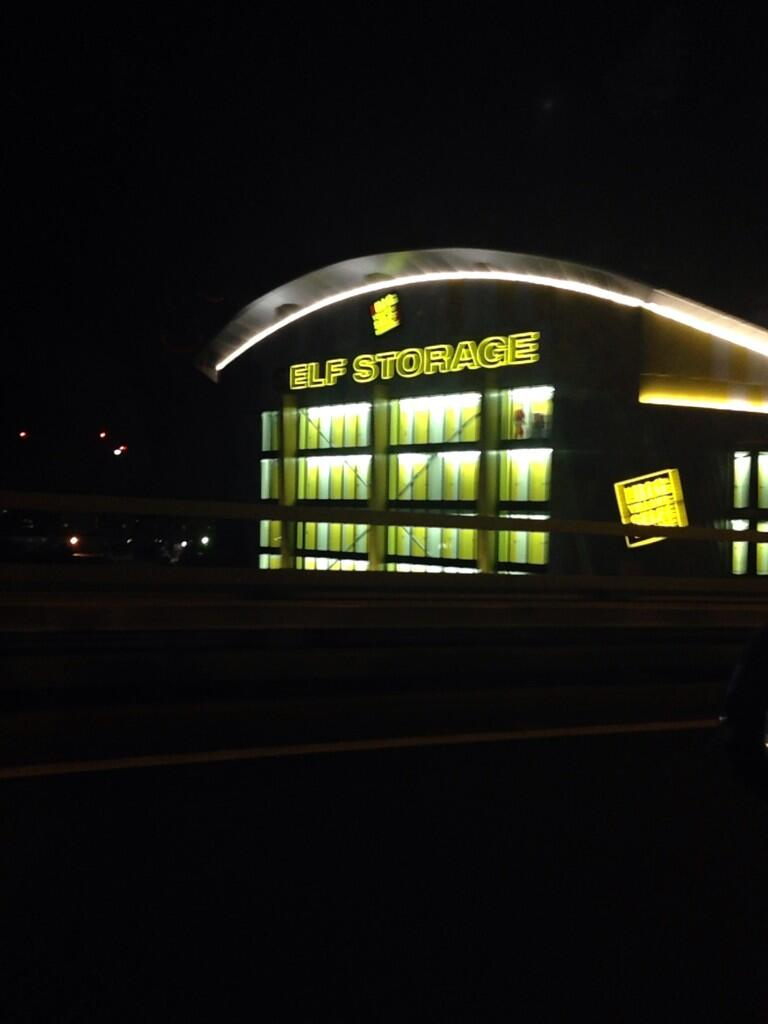 Season's greetings on the A4 elevated section from Big Yellow Storage. http://t.co/QCirbyvnv6