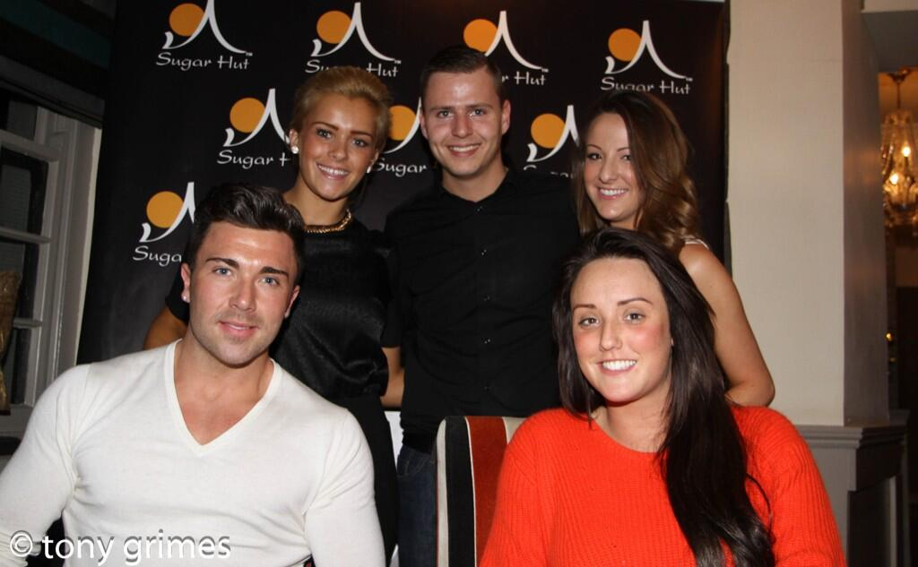 RT @tonyrgrimes: @sugarhut @SugarHutCafe @CharlotteGShore  @JamesGShore nice meeting you today http://t.co/y05350zcKj