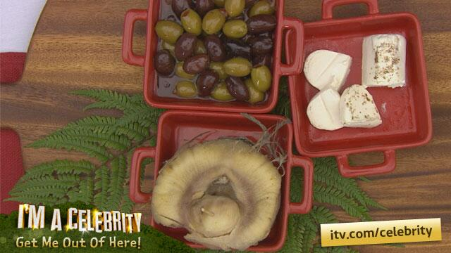 "Tap-ass (Ostrich anus) ""Looks like chicken, tastes like chicken."" Sure @KianEganWL. Sure. #imacelebrity http://t.co/9oisXZ2V4Y"