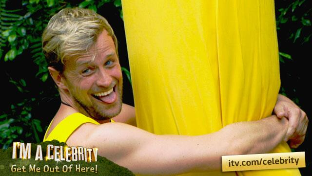 He's our #imacelebrity Tarzan of the jungle @KianEganWL! A true gentleman: http://t.co/GfJlaIu7ld http://t.co/oKRjd78O1R