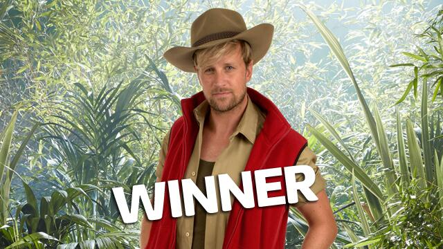 Kian is King of the Jungle! #imacelebrity http://t.co/PyvuvnBaD9