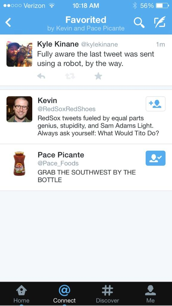 Oh @Pace_Foods, you just playin now gurl. http://t.co/bc0GGl5WB7