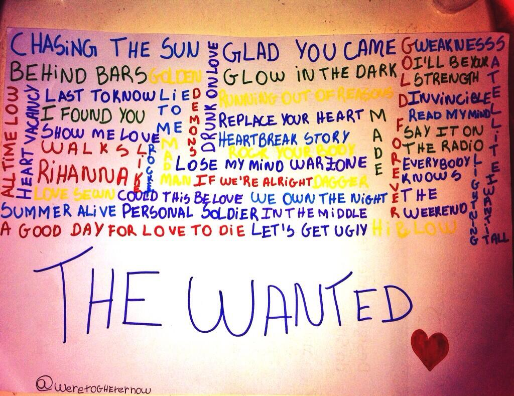 RT @weretogethernow: @thewanted I LOVE YOU SO MUCH! MY DRAWING DESERVES A NOTICE? <3 http://t.co/vbCRupZhIN p
