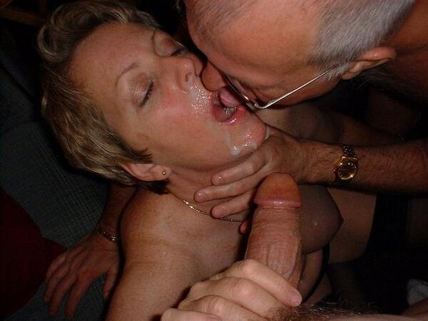 порно мужа и жены сперма фото