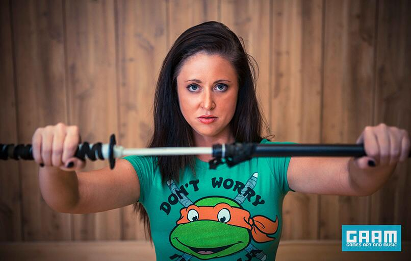 Twitter / GAAMRyan: @GuysGirl has turtle power. ...