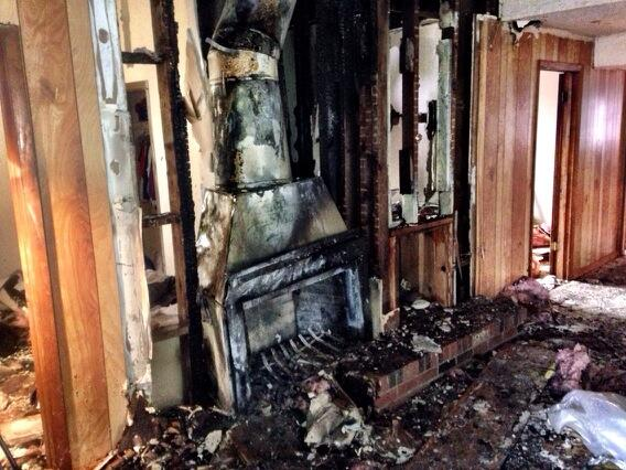 YIKES. Taking you inside this #Indy home at 4:30 + 6 on @fox59, destroyed after #chimney #fire overnight. http://t.co/hOIr7yrNRZ