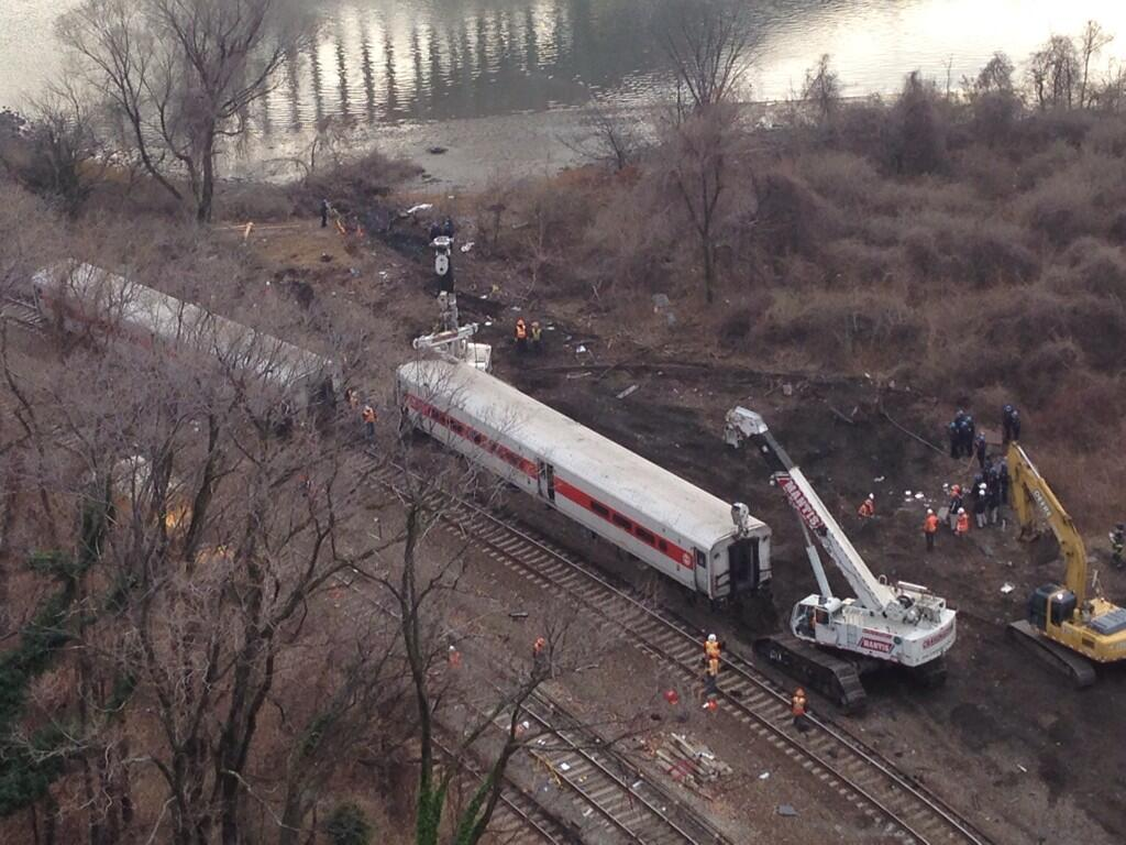 Twitter / joshbhaskell: MTA raises the final derailed ...