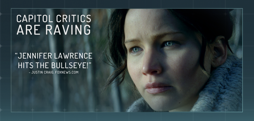 Twitter / TheCapitolPN: District 12 Victor Katniss ...