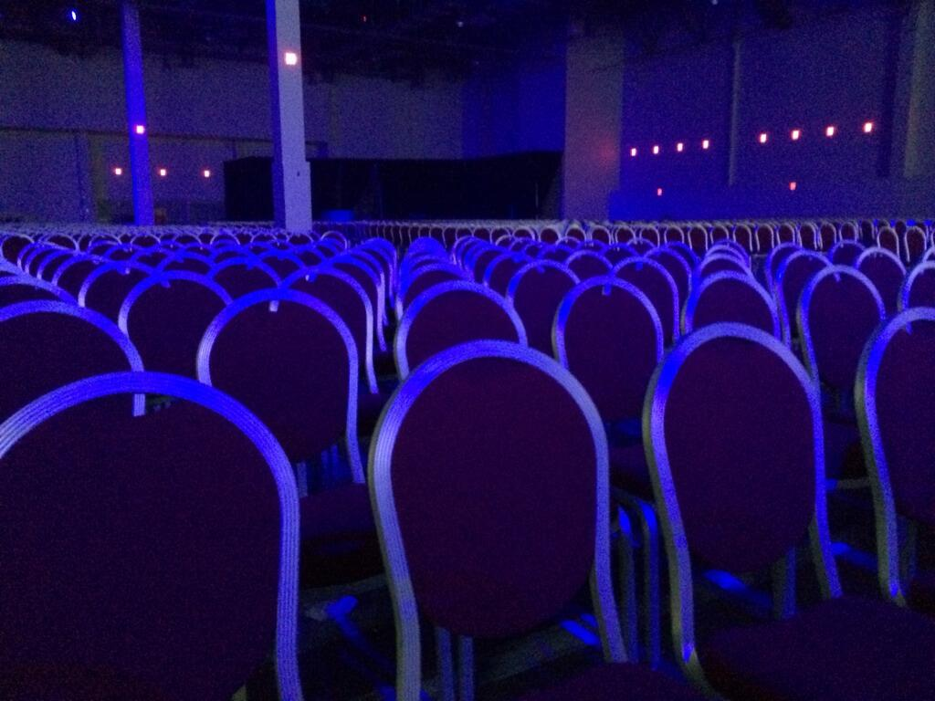 AU2013 Keynote Seating