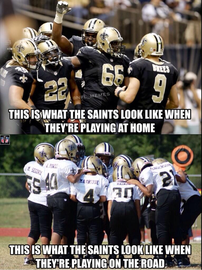 Image result for Saints funny meme