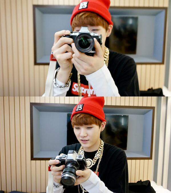 Имя камеры в которой фотографируются корейцы