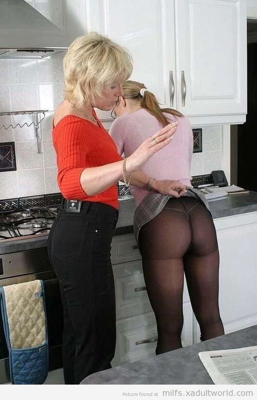Spanking and anal sex