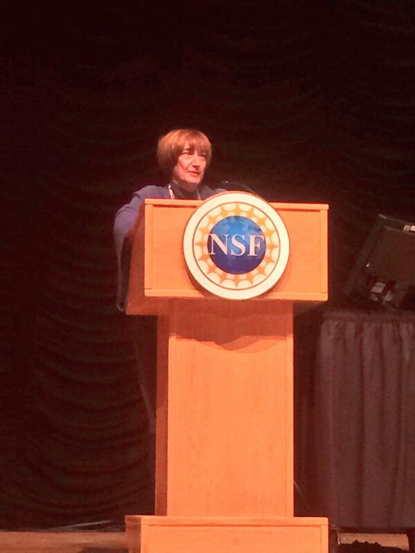 Janice Earle at the Opening Session for STEM Smart: Lessons Learned from Successful Schools #NSFstem http://t.co/LT3Bt16toe