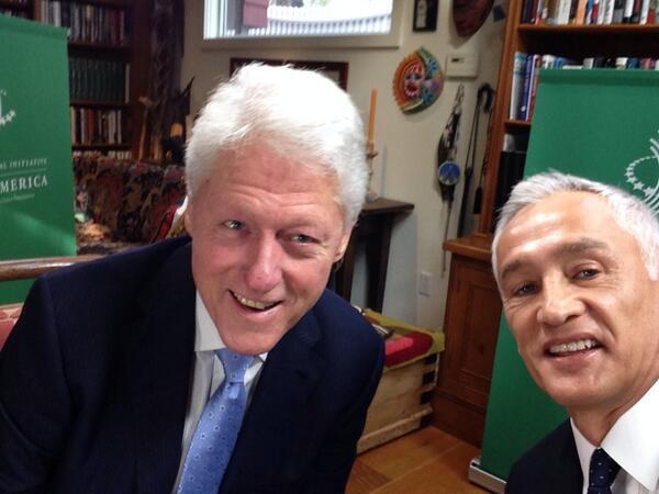 Clinton: I Never Denied Smoking Pot