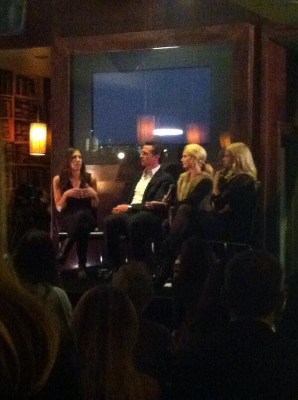 #WhatWillItTake panel about leadership with @GavinNewsom, @JenSiebelNewsom, @AmandadeCadenet, & @MarianneSchnall. http://t.co/7UCC1BVbY1