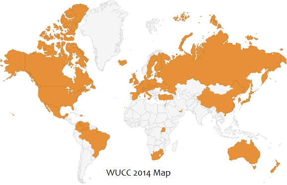 """Sludge Ultimate on Twitter: """"[MAP] #Ultimate teams playing at @WFDF @WUCC2014. http://t.co/NJcbbEp1Ru http://t.co/nUTsGYuuhw"""""""