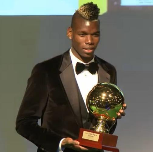 Adam Digby On Twitter Quot The 2013 Golden Boy Paul Pogba