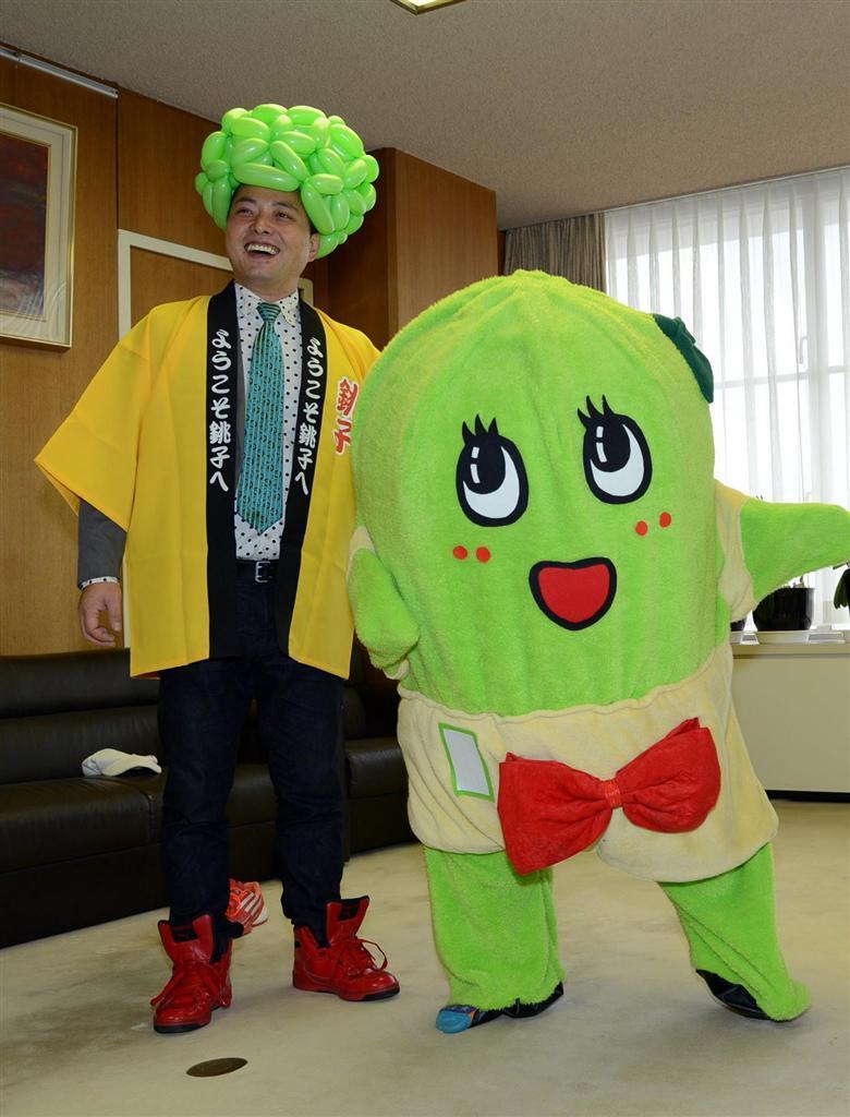 「きゃべっしー」って…銚子市はマジでこんなことしているんですか?