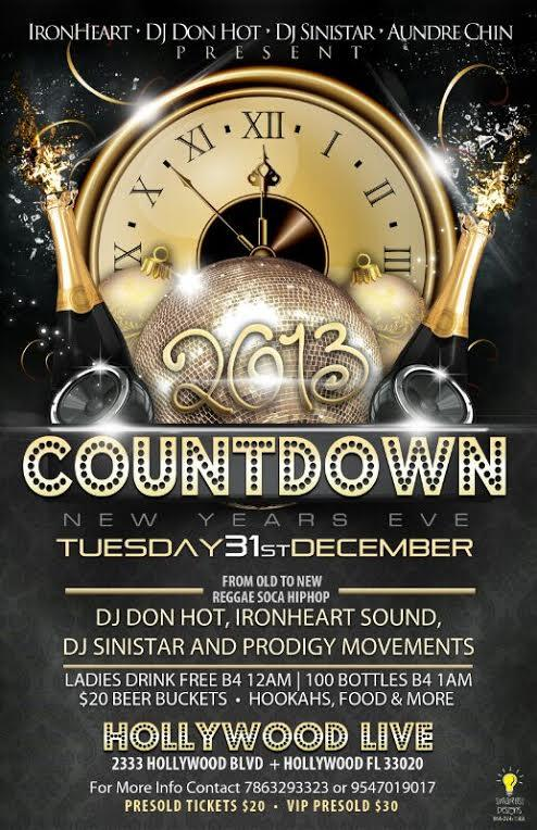 All roads lead to Countdown Dec 31st for the biggest new years eve party http://t.co/zyNIPhredO