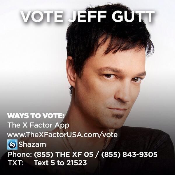 Sooooo proud of @JeffreyAdamGutt tonight! Let's vote and keep him around for next week: http://t.co/amxIajewSj http://t.co/BUBf0lyNoA