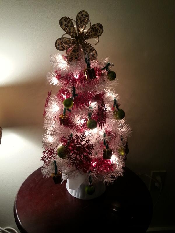 #LWCtrees our baby tree :) http://t.co/fxGrrL0hlj