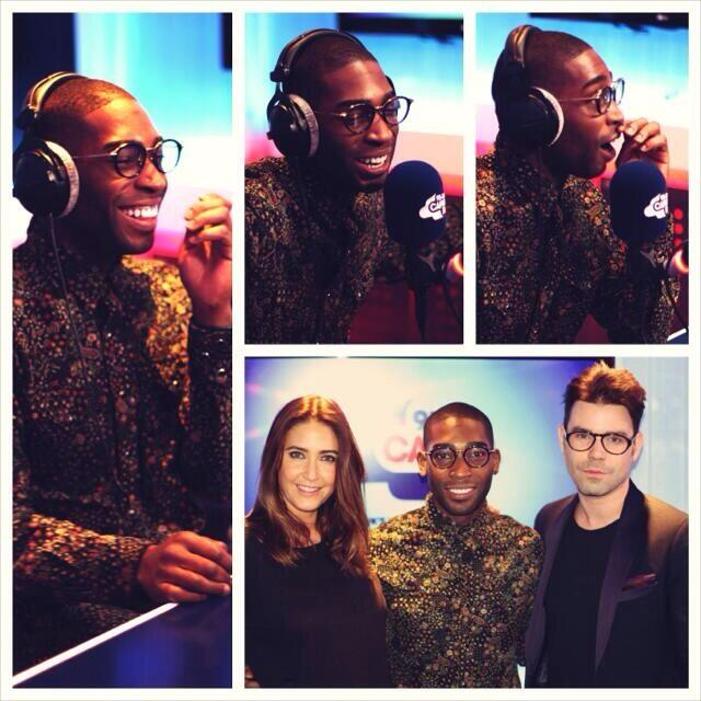 Cheers @TinieTempah http://t.co/OEAAw8cqgK