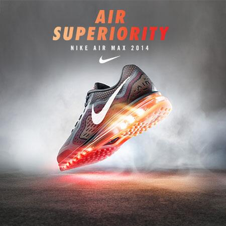 "sale retailer 163b7 08709 "" footlocker  The Nike Air Max 2014 drops TODAY! FULL DETAILS   http   bddy.me 1iCJl1i  Approved  Airmax pic.twitter.com 59EGAGmx2b"" eww"